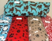 pet pad,waterproof 16x16 EXTRA thick, hedgehog pad puppy training pad 5 layers fabric dog pee pads fleece kitty soft mat, choice of 1 pad