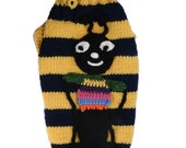pet sweater ,individually crafted to fit any breed including dachshund ,dog sweaters,jackets,hoodie, 50 %wool