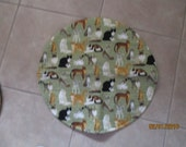 Kitty Cats steering wheel cover