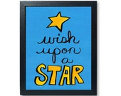 Wish Upon a Star Art Prin...