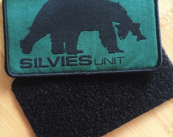 Custom Patches - 10 - VELCRO BACK - Your own artwork - Up to 10 Colors - A USA Company