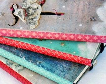 Set of 4 Ballerina Journals