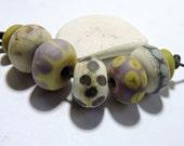 Lampwork Beads NATURALS Two Sisters Designs 0302016C