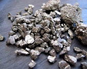 Small Pyrite - Fools Gold - Chips / Granuals / Dust (NS708)