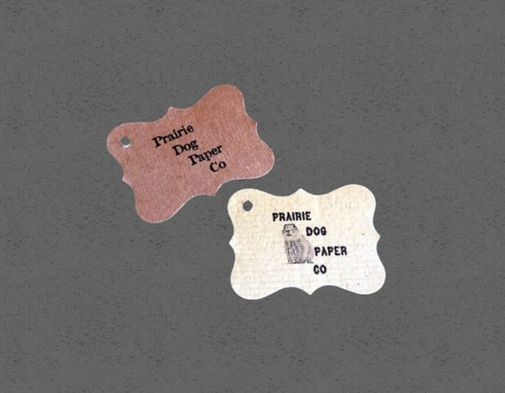 Small ornate price tags,personalized, custom printing, labels, tag set of 100, 1 3/4 x 1 1/4 jewelry tag, wedding favor