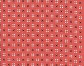 Cotton + Steel Penny Arcade - x dot pink - 50cm