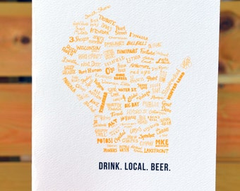 Drink Local Beer (WI)