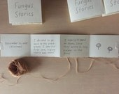 Fungus Stories 2 (Accordion Book)