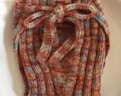Cashmerino Baby Diaper Cover Soaker hand knit