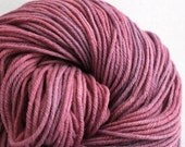 Windham 100% US Merino Hand Painted worsted weight 220 yds 201m ~4oz 113g Lilac