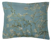 Almond  Blossoms // Pillow Cover // Pillow Case // Made in USA