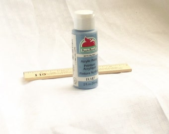 paint, sky blue, apple barrel, acrylic, 20770, unopened, C, crafts