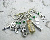 Peter Pan Non-Snag Stitch Markers