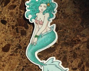 Nix Mermaid Sticker