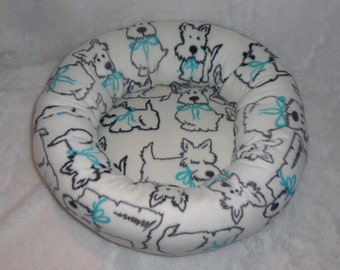 The New Yorkie - Cat or Small Dog Bed