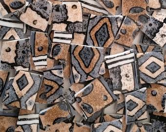 Mosaic tiles--Rock n Rock--60 Tiles