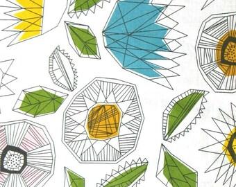 Crystal Garden - IKEA Smaborre Cotton Fabric