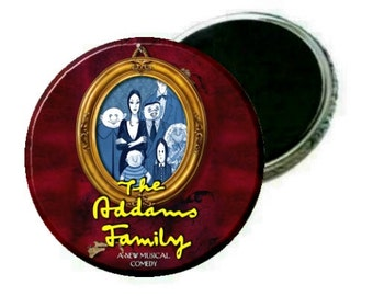 Magnet - Addams Family Musical Play Art