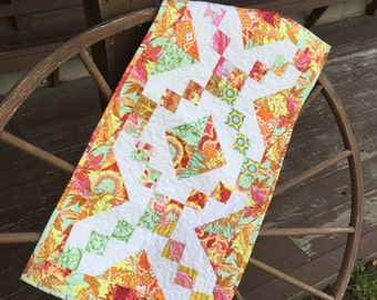 Soul Blossoms Table Runner