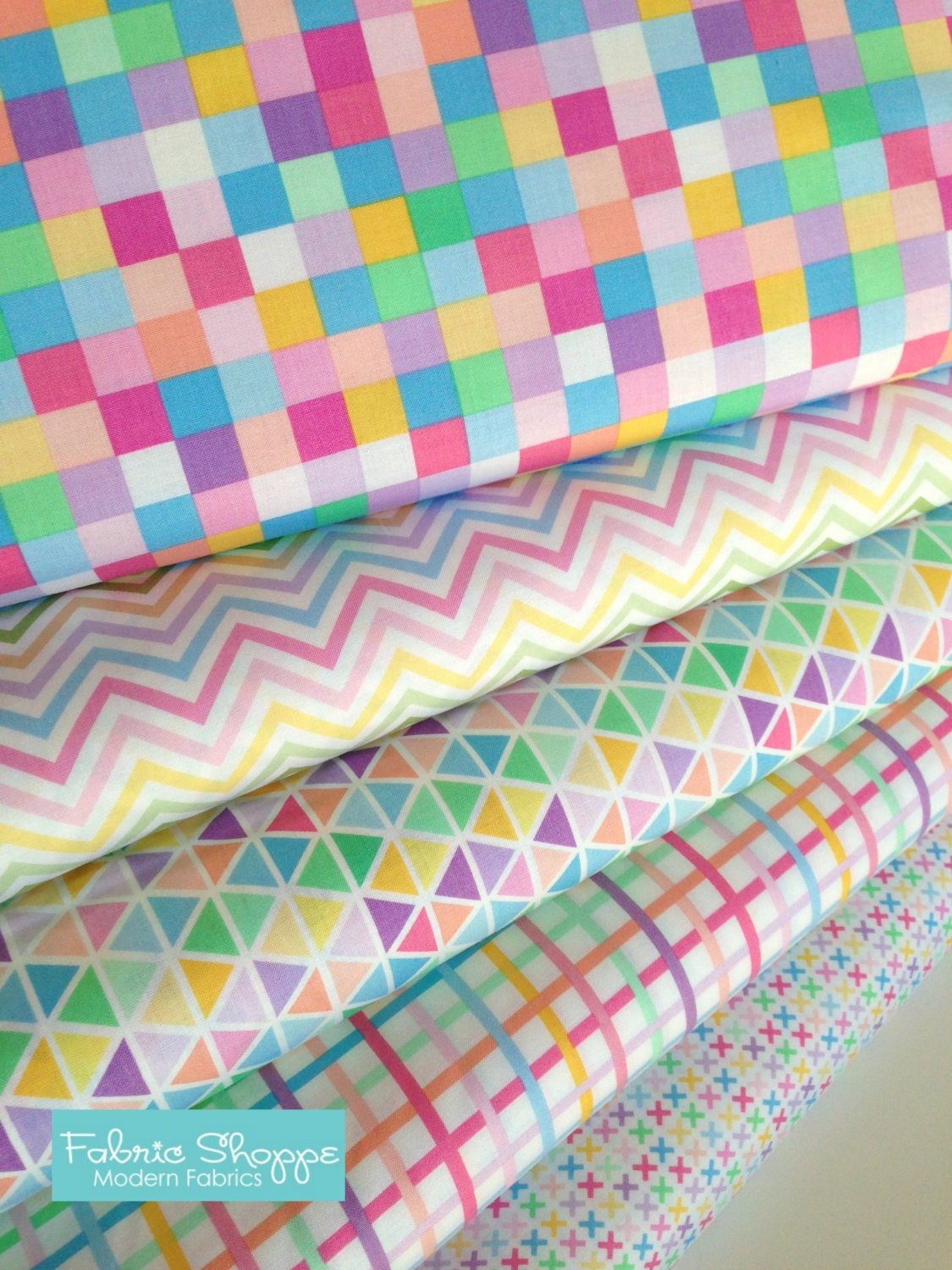 easter fabric plaid fabric cotton fabric by the yard. Black Bedroom Furniture Sets. Home Design Ideas