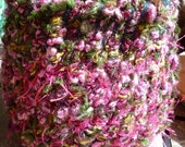 fiber vessel bowl English Rose Garden