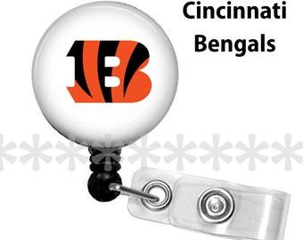 ID reel with MYLAR covering...Cincinnati Bengals