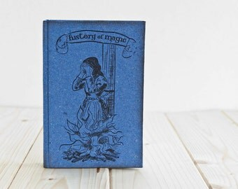 History of Magic Notebook