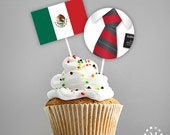 Items similar to instant download mexico lds for Patriotic welcome home decorations