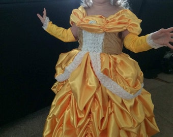Princes Belle (look a like)