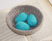 CROCHET PATTERN - Robin's Nest - Instant Download (PDF)
