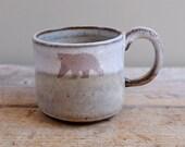 Black Ceramic Polar Bear Mug