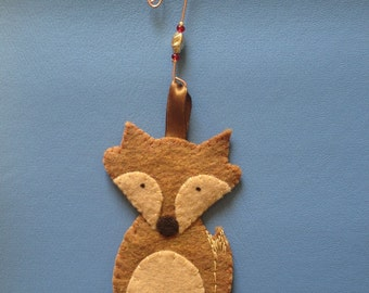 rusty fox felty with hook