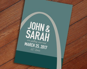 Save the Date: St. Louis Arch