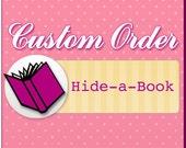 Custom Book Cover for Karen