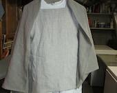 Custom order for edenromick - 3 child size linen costume pieces