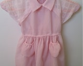 Cinderella's coach toddler dress