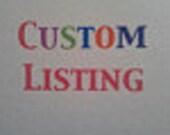CUSTOM Pins for CASSANDRA