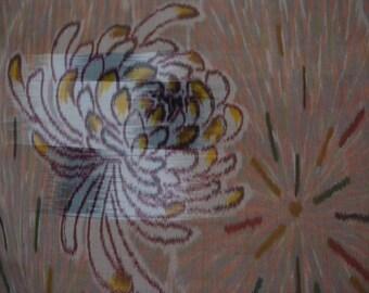 Vintage kimono S97, silk, older