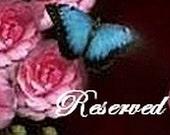 Marisasminis RESERVED ORDER 2 yds pink rose bud trim 1 yd blue white embroidered trim