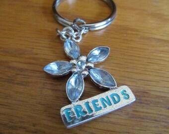 fantastic friends key ring