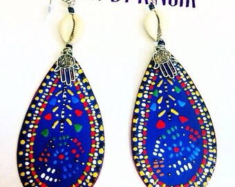 Fatima Kenya Earrings