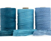 Crawford Waxed Irish Linen Thread 4 ply 15 yards. Bookbinding, book arts, macrame, leatherwork, crafts, gifts. Affordable UK / International