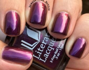 Orgasm - Purple Shifting Multichrome Nail Polish