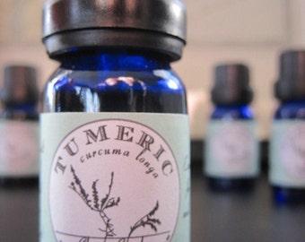 Turmeric Essential Oil - Aromatherapy - Essential Oil - Pure Essential Oil - Aromatherapy Oil  - Essential Oils