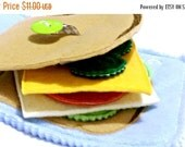 SALE Quiet activity book addon page Button sandwich page educational game busy bags quiet book