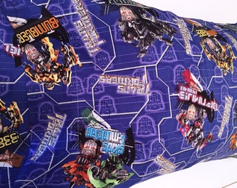 Transformers Child or Travel Pillowcase