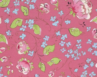 Chinois Rose in Pink for Chinoiserie by Dena Designs