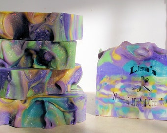 The Impressionist handcrafted artisan soap