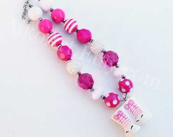 Sneaky Sally Shopkins Chunky Necklace