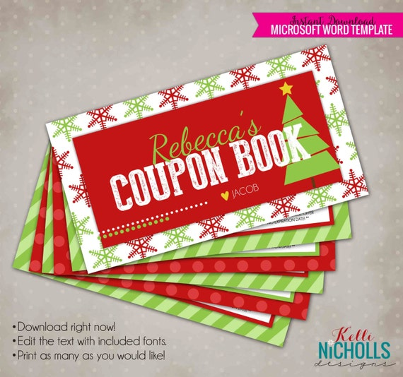 Personalized coupons in minutes. 3 super simple steps: Personalize your characters. Select your cover. Pick your pages & customize them.